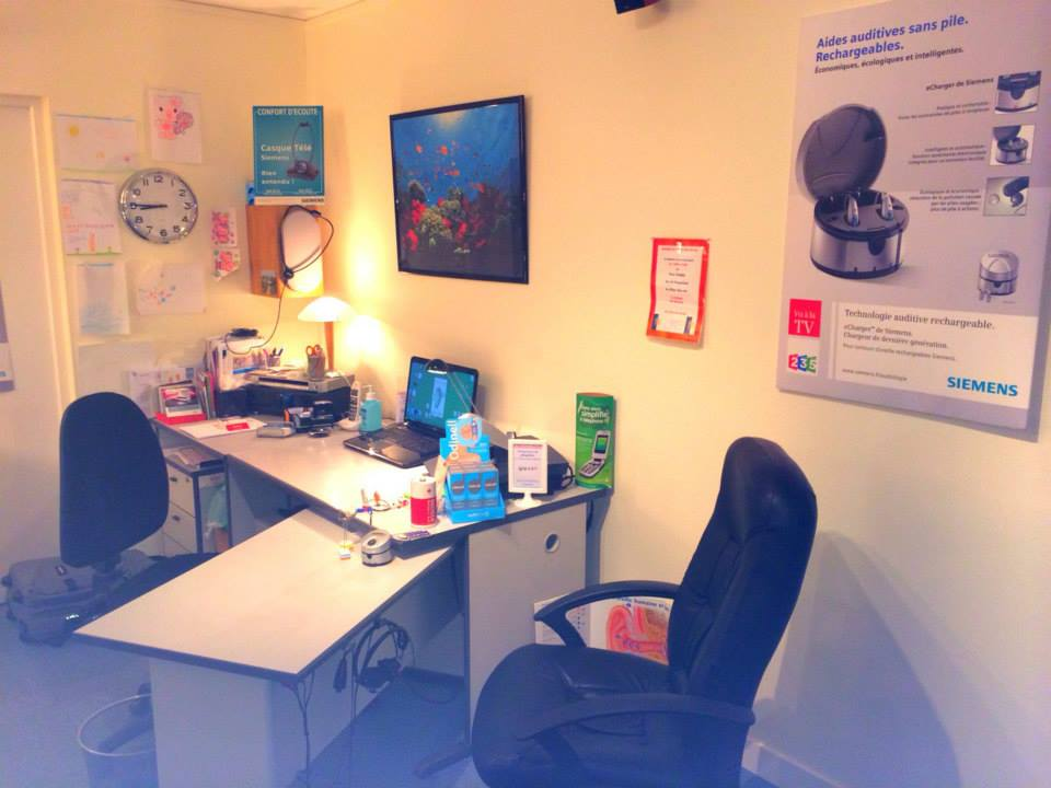 Le laboratoire d'Herbignac