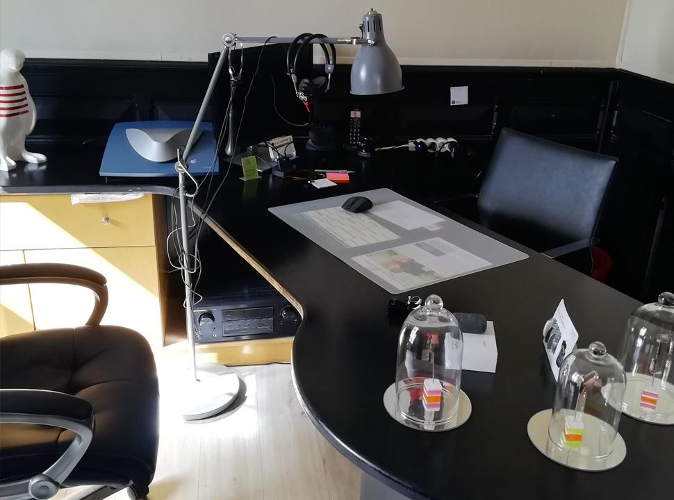 Le laboratoire du Pouliguen